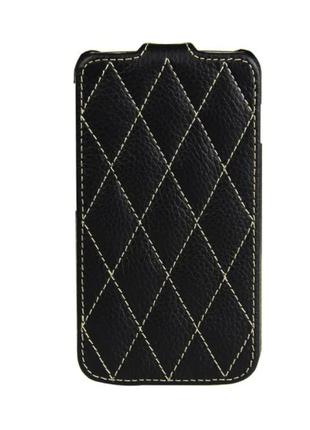 Чехол-флип Vetti LG Optimus L7 P705 Diamond s-black