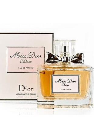 Женские духи Christian Dior Miss Dior Cherie 100 мл ОАЭ Лицензия