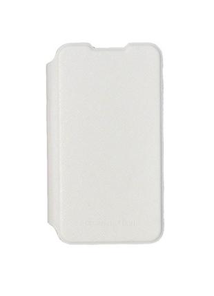 Чехол Voia для LG Optimus L7 II Dual белый