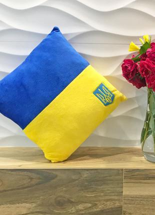 Мягкая игрушка Zolushka Подушка флаг 28см