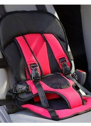 Бескаркасное автокресло для детей Multi Function Car Cushion