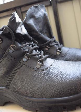 Кожаные ботинки полуботинки р.46 р.47 р.12 30,5-31,5 см