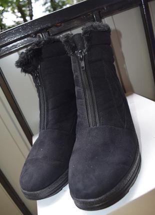 Мембранные ботинки полусапоги рохде rohde sympa tex р.42 26,5-...