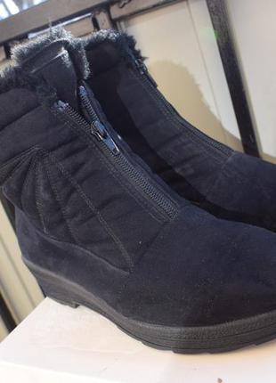 Мембранные ботинки sympa tex rohde р.42 26,5-27 см полусапоги