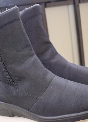 Зимние мембранные ботинки jenny tex р.38 ara р.4 1/2 24,8 см