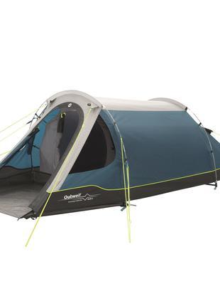 Палатка кемпинговая двухместная туннельная Outwell Earth 2