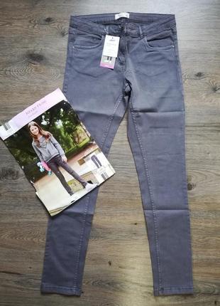 Модные джинсы skinny, штаны для девочки р.164 alive германия п...