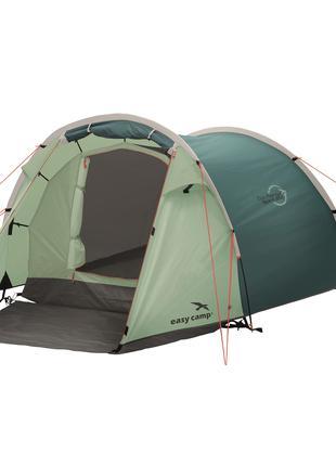 Палатка кемпинговая двухместная туннельная Easy Camp Spirit 200