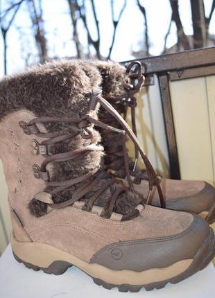 Зимние сапоги зимние ботинки сноубутсы водонепроницаемые