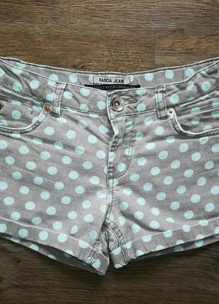 Модные джинсовые шорты р.140-152 для девочки подростка