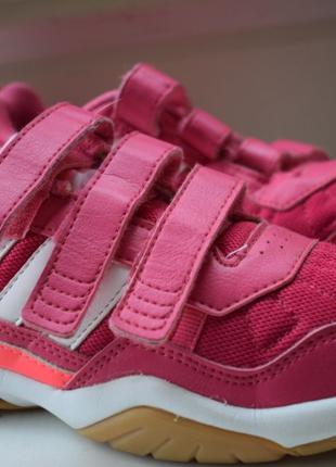 Беговые кеды мокасины кроссовки Adidas р.35 22 см Адидас