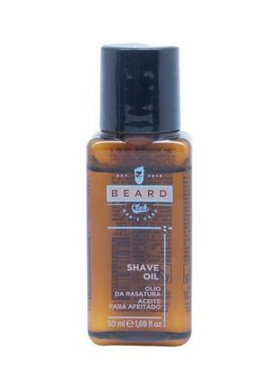 Beard club масло для бритья shave oil beard club