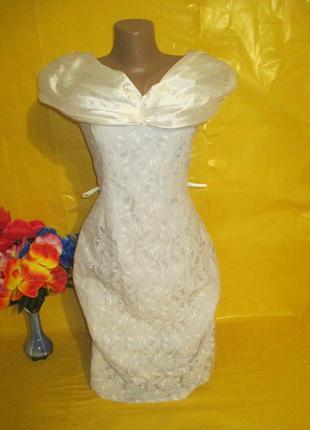 Ажурное женское платье грудь 41 см !!!!!!!!!!