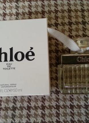 Chloe Eau de Toilette 50ml Оригинал