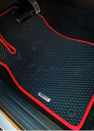 EVA коврики для Volkswagen T2 (Transporter) груз Салон + багажник