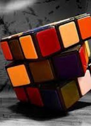 Онлайн уроки по сборке кубика рубрика