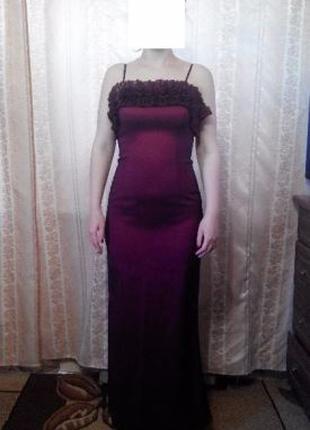 Платье женское вечернее Р.36