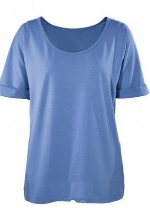 Трикотажная женская футболка esmara xl
