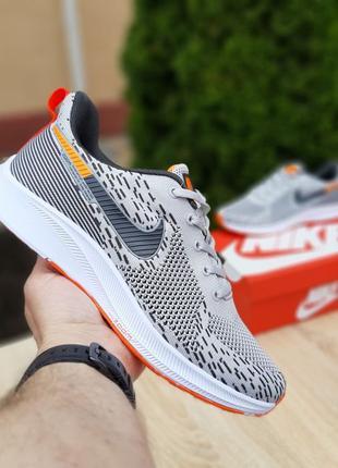20112 Nike Zoom Air кроссовки женские кросовки Найк аир серые ...