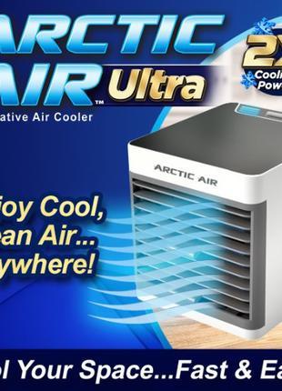 ОГРАНИЧЕНО!!!!Мини кондиционер Arctic Air Cooler мобильный конд.