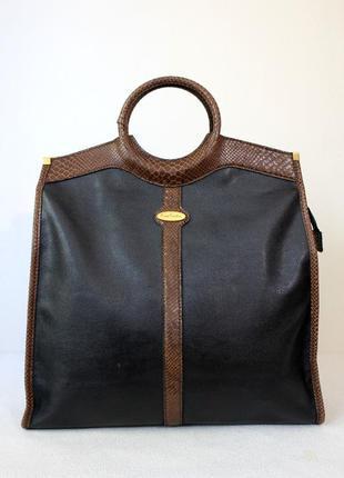Винтажная сумка pierre cardin