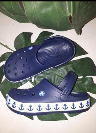 Сабо crocs m5w7-37/38-23cm