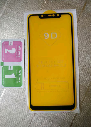 Защитное стекло на  Xiaomi redmi note 6pro