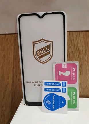 Защитное стекло на Samsung A10/M10