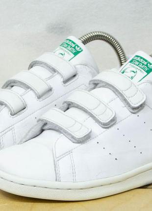 Adidas originals stan smith р 34 - 21 см детская обувь сникеры
