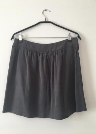 Очень легкая летняя юбка до колена marc o polo
