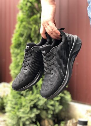 Asics чорні кроссовки мужские асикс кросовки мужские кеды