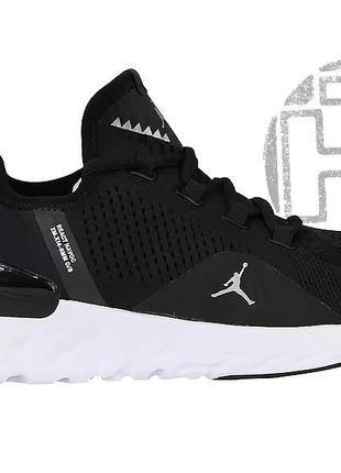 Мужские кроссовки air jordan react havoc black white ar8815-001