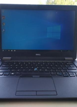 Ноутбук Dell Latitude E7450 / Intel Core i5-5300U / 12GB / SSD...