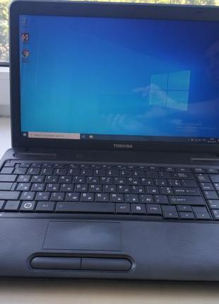 Ноутбук Toshiba Satellite C655 / Intel Celeron B900 / 6GB /HDD...