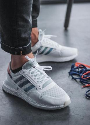 Adidas zx rm, white