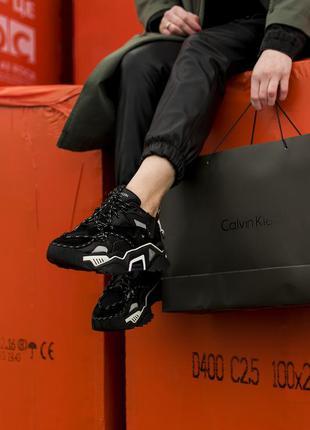 Кроссовки женские   c. k. 205w39nyc black
