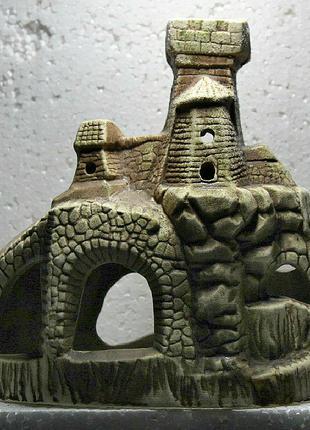 Замок. Декорация для Аквариума