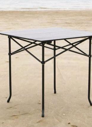 Складной стол паук для рыбалки и туризма. Лёгкий и компактный