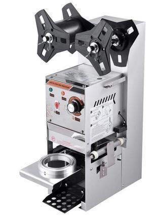 Запайщик пластиковой тары и стаканов автоматический WY-680