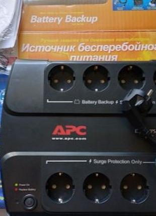 Источник бесперебойного питания APC Back-UPS ES 400.