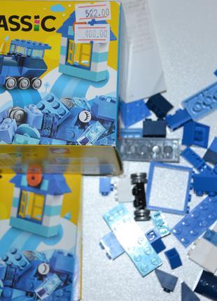 Конструктор Lego Classic Синий 78 дет.