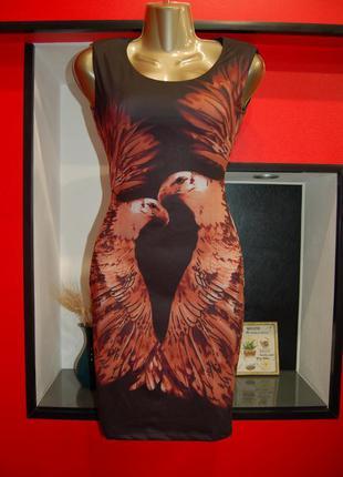 Фирменное лёгкое обтягивающее платье, сарафан, новое❗️❗️❗️
