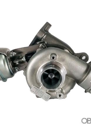 Новая турбина JRONE VW Passat TDI, AFV/AWX, (2000, 2001, 2003, 20
