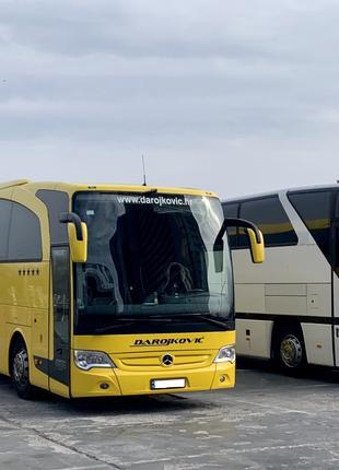Пассажирские перевозки, аренда автобуса, трансферы. 48-50 мест