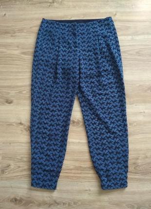 A-k-r-i-s punto брюки шитье на шелковой подкладке