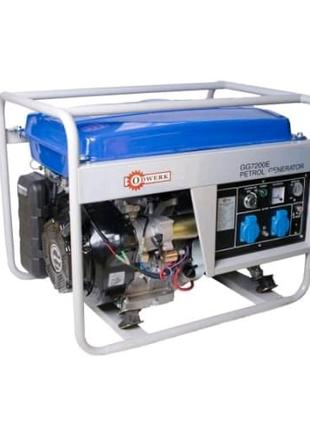 Бензиновий генератор Odwerk GG7200Е 6000Вт.