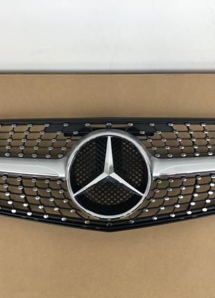 Решетка радиатора Mercedes C-Class W204 Diamond mercedes w204 ...