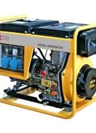 Дизельний генератор Odwerk DG3600E 3300Вт.