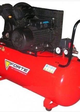 Компрессор Forte V-0.4/100
