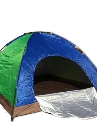 Палатка туристическая 2*2.5 5-8 мест